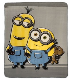 UNIVE Minions What ? Grey
