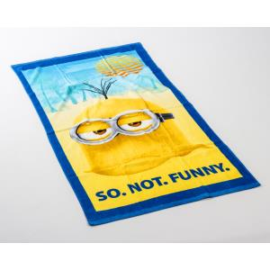 Minion So Not Funny Yellow