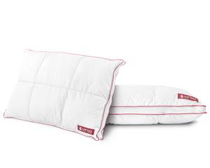 Vinci Micropercal Deluxe Classic White Pillow