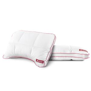 Vinci Micropercal Deluxe Shoulder White Pillow
