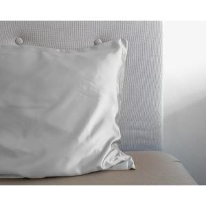 Beauty Skin Care Pillowcase Silver