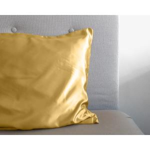 Beauty Skin Care Pillowcase Gold