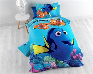 Dory Swimming Blue